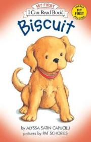 Biscuit (My First I Can Read)小饼干 英文原版