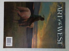 ART OF THE WEST 西方的艺术 2018/1-2 英文原版过期美术艺术杂志