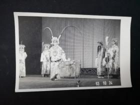 宜兴京剧表演艺术家  杨小卿  辕门射戟