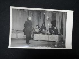 欧阳寄萍 表演京剧照片