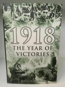1918  The Year of Victories by Martin Marix Evans(一战史) 英文原版书