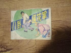 八卦莲花掌(连环画)