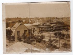 民国报纸图片类----民国原版老照片1930年前后时间,中国东北或者日本国内