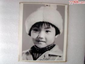 老照片------儿童照片(8开大小)