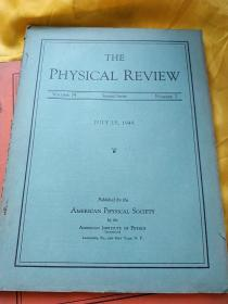 THE   PHYSICAL   REVIEW    JULY   15     1948