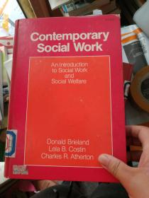 Contemporary social work