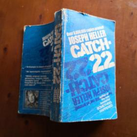 Catch-22 (《第二十二条军规》英文原版 1974年Dell新版)