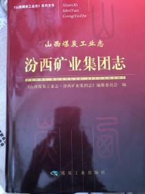 山西煤炭工业志.汾西矿业集团志