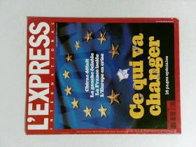 L EXPRESS N.2813 2005/06/05  法国焦点 法语快报 外文新闻杂志