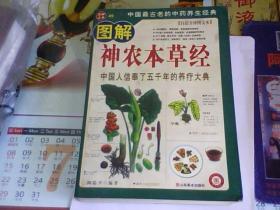 图解神农本草经   中国人信奉了五千年的养疗大典