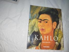 FRIDA KAHLO弗里达卡洛【外文原版书 看图】带外文签名 看图
