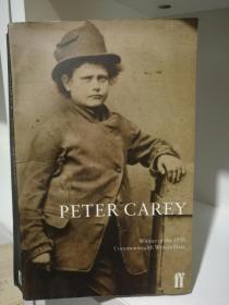 彼得·凯里 Jack Maggs by Peter Carey (澳大利亚文学) 英文原版书