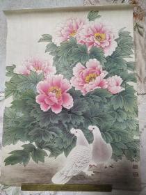 水印宣纸画1
