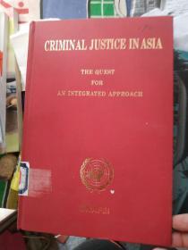 CRIMINAL JUSTICE IN ASIA(精装)
