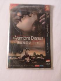 吸血鬼日记1—2季4碟DVD   完整版