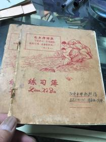 练习簿:文革改天换地