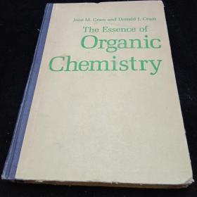 英文原版。有机化学的实质