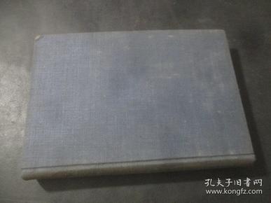 现代日本语の表现与语法(日文原版)昭和十一年版  大32开精装