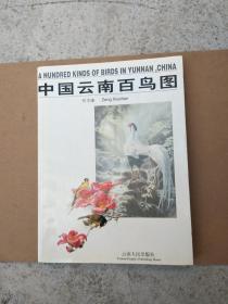 中国云南百鸟图