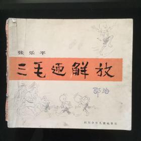 三毛迎解放