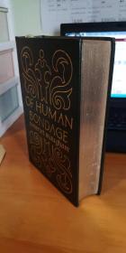 (现货)《人生的枷锁》是英国威廉·萨默赛特·毛姆。重印精装烫金版