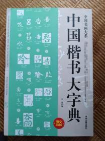 中国书画大系---中国楷书大字典