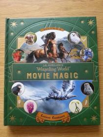罗琳魔法世界2美版JK Rowlings Wizarding World: Movie Magic Volume Two: Curious Creatures