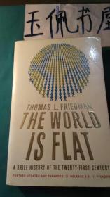 THOMAS L.FRIEDMAN:THE WORLD IS FLAT