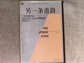 另一条道路-一位经济学家对法学家、立法者和政府的明智忠告