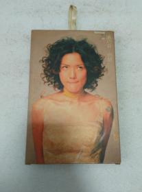 SONY原版CD《卢巧音 色放》附大幅写真歌词海报