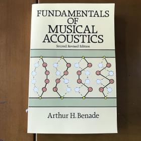Fundamentals of Musical Acoustics:Second,Revised Edition(Dover Books on Music)