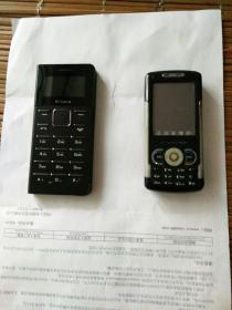 旧手机2台合售,只走快递