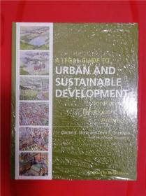 A Legal Guide to Urban and Sustainable Development for Planners, Developers and Architects (城市规划师、发展商、建筑师之都市可持续发展法律指南)