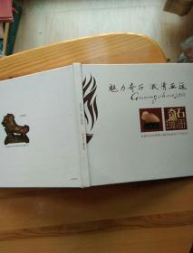 魅力奇石 激情亚运 奇石邮册(邮票 完整)2010