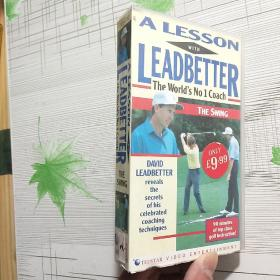 A LESSON WITH LEADBETTER THE WORLDS NO 1 COACH【品相略图】现货