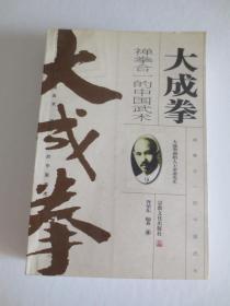 大成拳:禅拳合一的中国武术