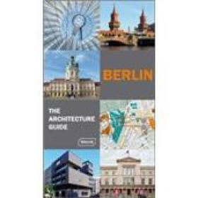 Berlin: The Architecture Guide[柏林:建筑指南]