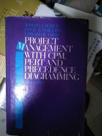 PROJECT  MANAGEMENT  with CPM, PERT and  Precedence  Diaarammina