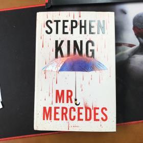 Mr. Mercedes 梅赛德斯先生 英文原版