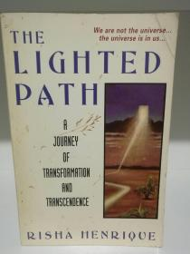 The Lighted Path : A Journey of Transformation and Transcendence by Risha Henrique (哲学)英文原版书