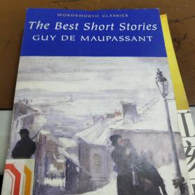 【急速发货】Best Short Stories - CUY DE MAUPASSANT 9781853261893