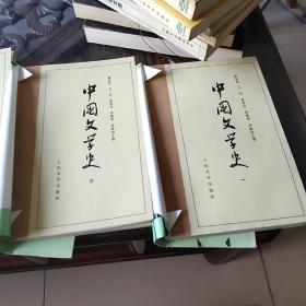 中国文学史1~4册
