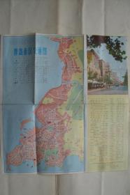 青岛市区交通图