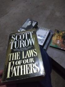 英文原版 Scott turow the laws of our fathers