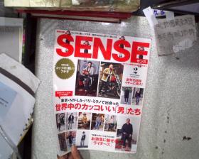 SENSE 2015 2 日文杂志 310