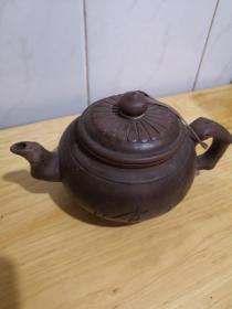 紫砂壶   清香原  名壶