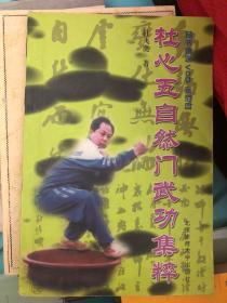 杜心五自然门武功集粹(含盘)