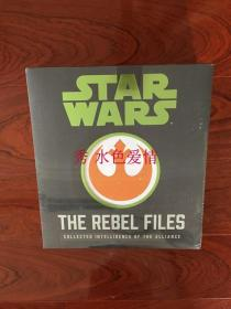订购星球大战义军的文件豪华版Star Wars:The Rebel Files Deluxe