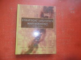 Strategic Logistics Management战略物流管理(英文原版)16开精装,品极佳!