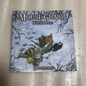 Mouse Guard Invierno 1152 / Winter 1152 插图版